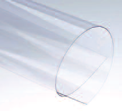 Couvertures PVC A4 Transparent brillant 0,20 mm Boîte de 100