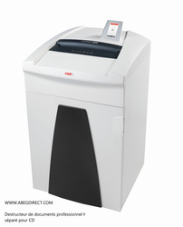 Destructeur de documents HSM Securio P40i 4,5x30mm