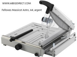 Fellowes Massicot Astro, A4, argent