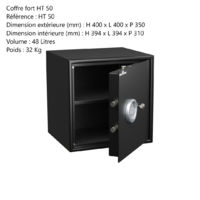 Coffre fort HT 50