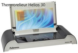 Fellowes Thermorelieur Helios 30, anthracite/argent