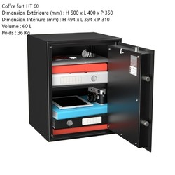 Coffre fort HT 60