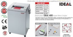 Destructeur de document IDEAL 4005 SMC