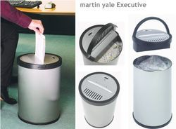 Destructeur poste individuel Executive MARTIN YALE