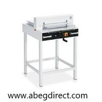 IDEAL 4350 massicot sur stand
