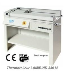 Thermorelieur LAMIBIND 340 M de table